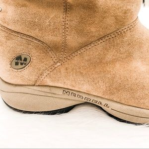 Merrell Shoes - Merrell Primo Chill Massif Boots size 8.5 Suede
